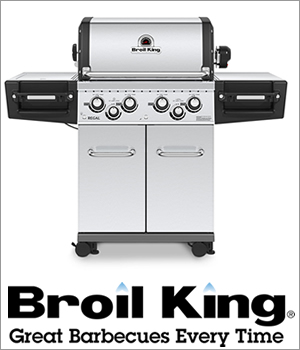 Kanadyjskie grille Broilking